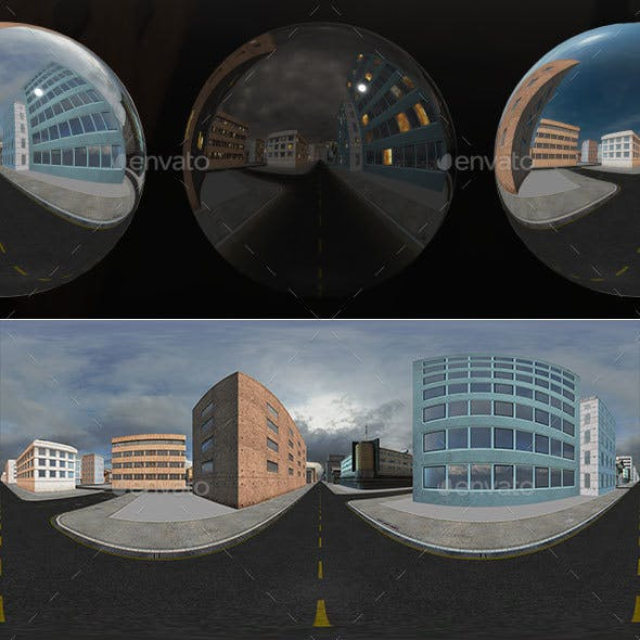 HDRI City Pack Layout6 V2