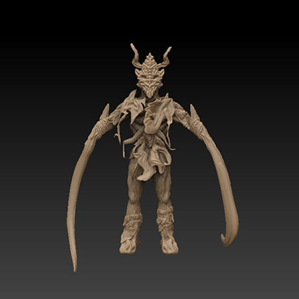 Diablo (Character) Call it what you want