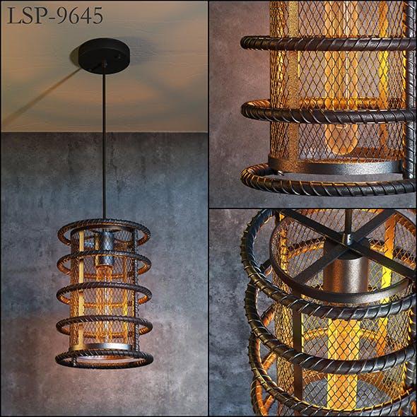 Lussole Loft LSP-9645 lamp - 3DOcean Item for Sale