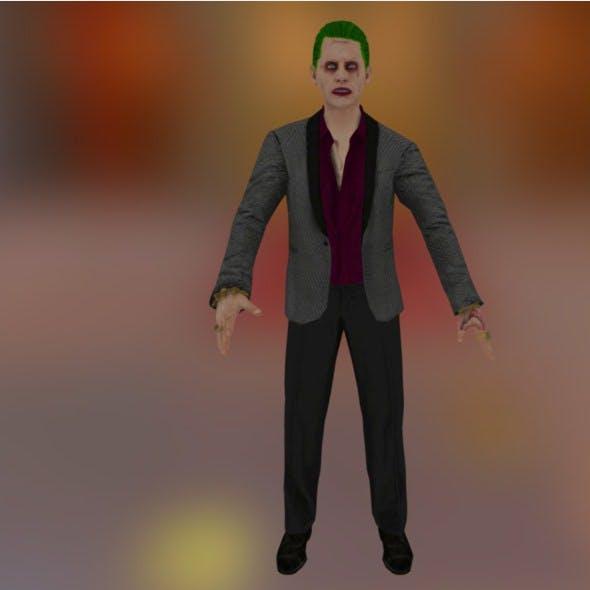 joker - 3DOcean Item for Sale