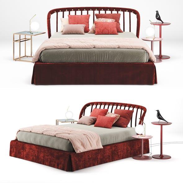 Bedroom set Twils Open Air com gonna