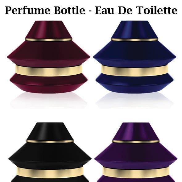 Perfume Bottle - Eau De Toilette