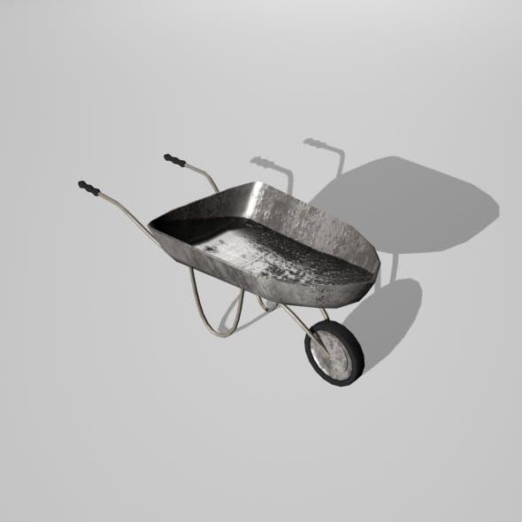 Rusty Cart