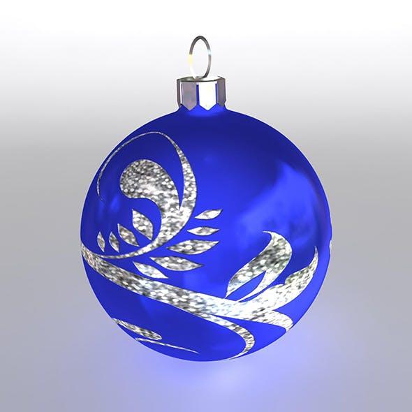 Christmas Ball 12 - 3DOcean Item for Sale