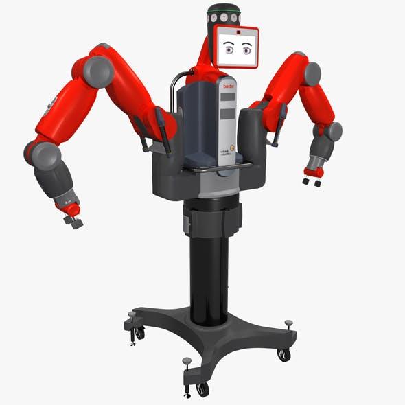 Industrial Baxter Robot - 3DOcean Item for Sale