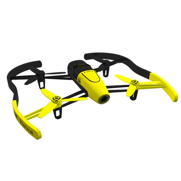 Parrot Bebop Drone Yellow - 3DOcean Item for Sale