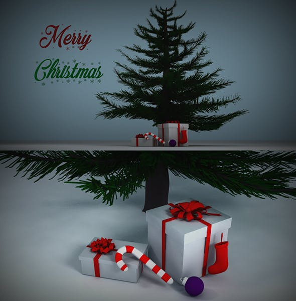 Christmas Decorations - 3DOcean Item for Sale