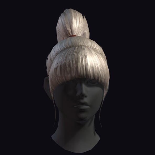 Hair 6 - 3DOcean Item for Sale