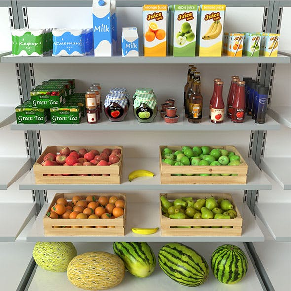Supermarket Pack