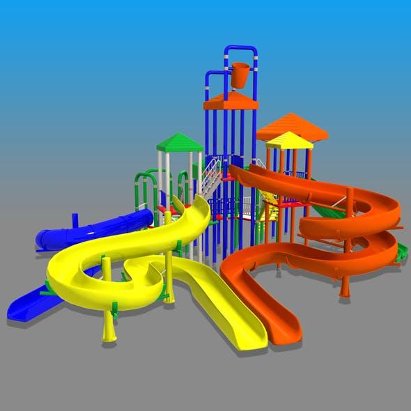 Big Toys Playground