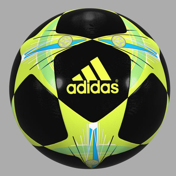 Champions League Soccer Ball 02
