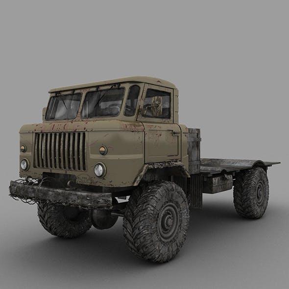 GAZ - 3DOcean Item for Sale