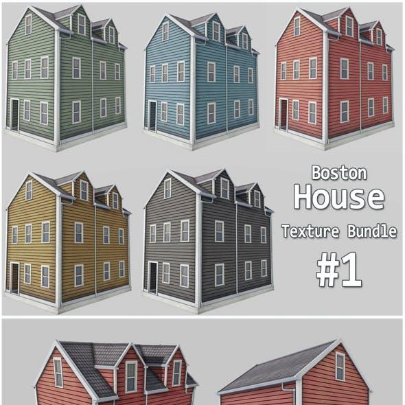 Boston House Bundle 01