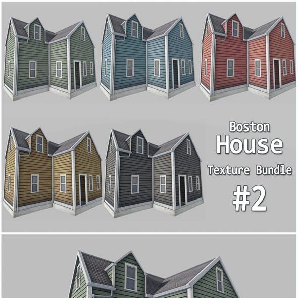 Boston House Bundle 02