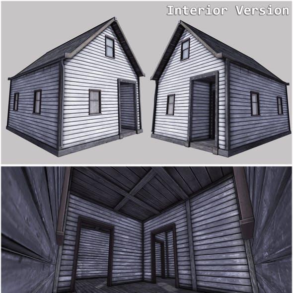 Boston House 03 - Enterable
