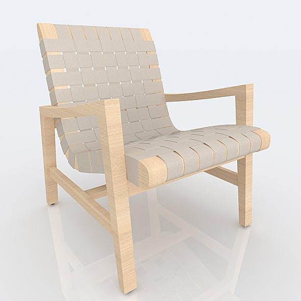 Modern Risom Chair