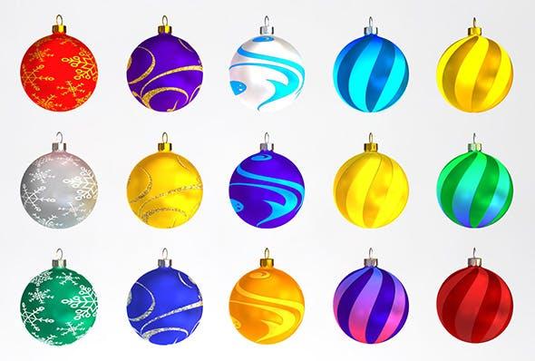 Christmas Ball Full Edition - 3DOcean Item for Sale
