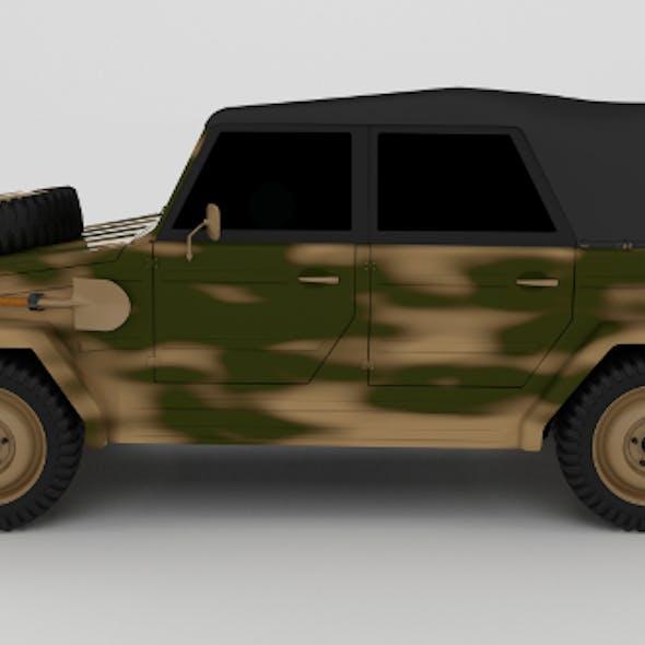 VW Type 181 Army