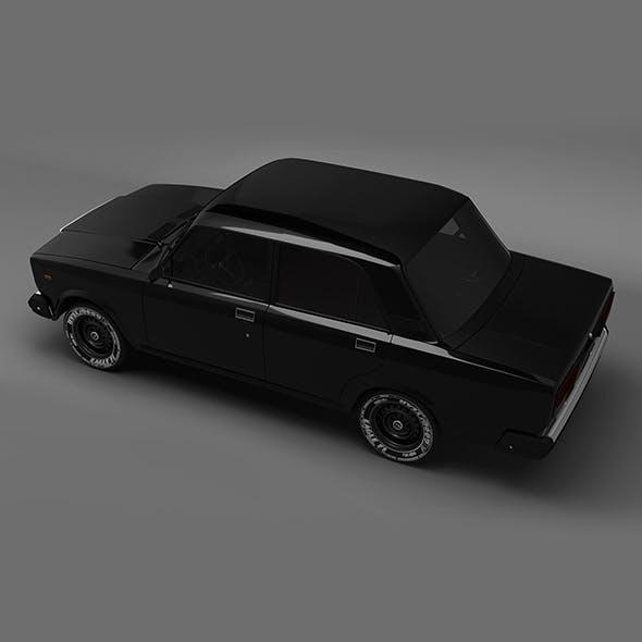 Vaz 2107 - 3DOcean Item for Sale