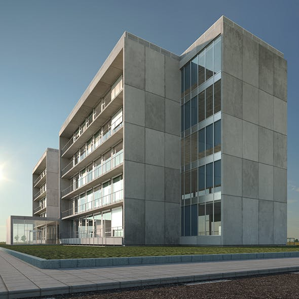 Office building - Technology Park headquarters