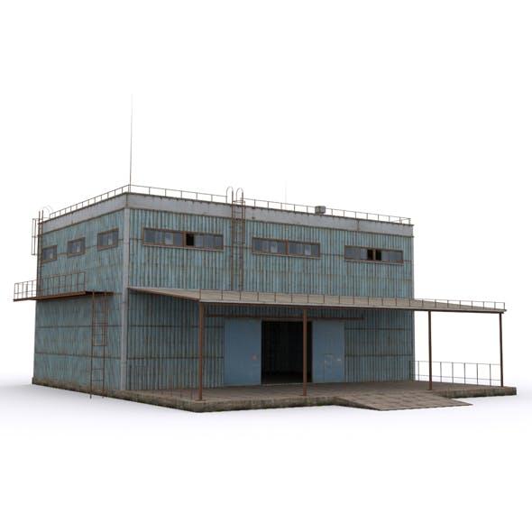 Hangar4 - 3DOcean Item for Sale