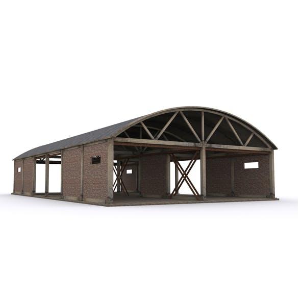 Hangar6 - 3DOcean Item for Sale