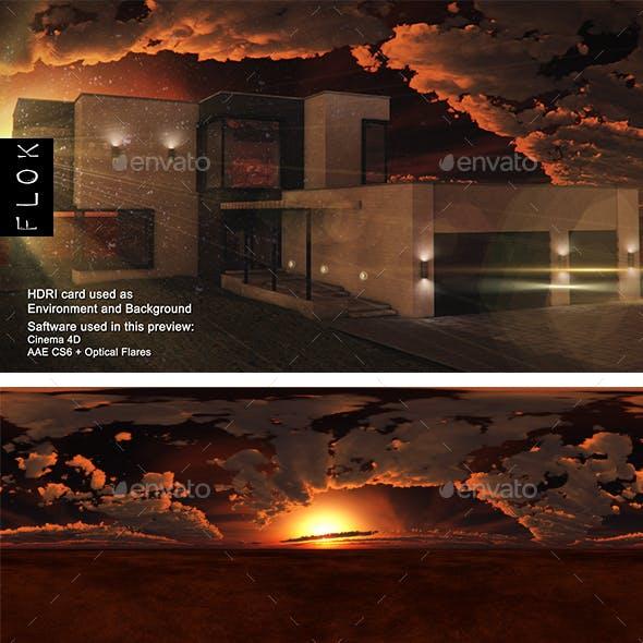 Sunset Desert 85