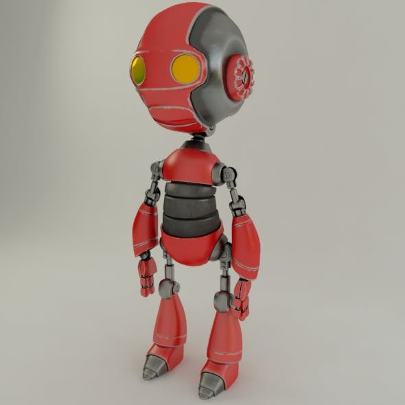 robo400 - 3DOcean Item for Sale