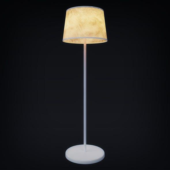 Floor Lamp (3dsmax + Vray Ready)