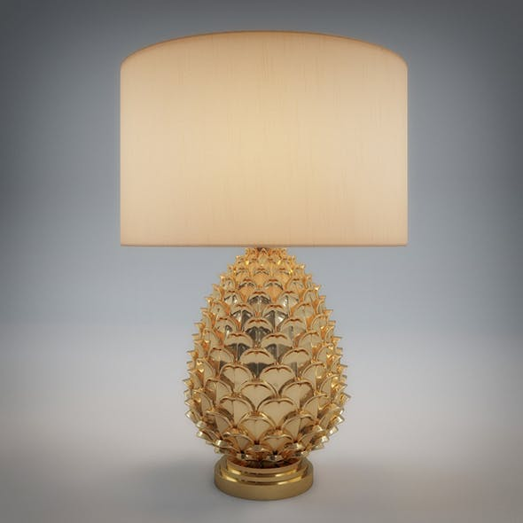 Table Lamp (3dsmax + Vray Ready)