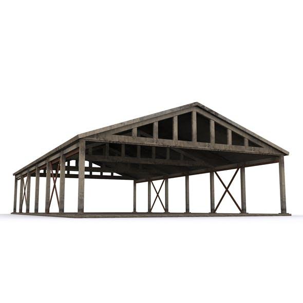 Hangar7 - 3DOcean Item for Sale
