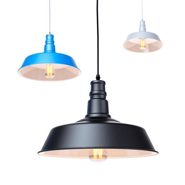 Barn Industrial Lamp - 3DOcean Item for Sale
