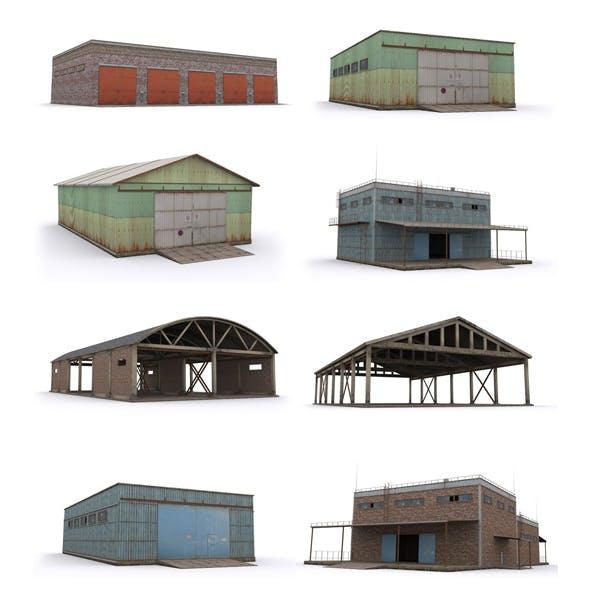 Pack-Hangar