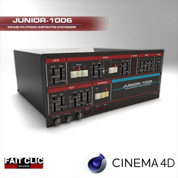 Fait Clic Junior-1006 - 3DOcean Item for Sale