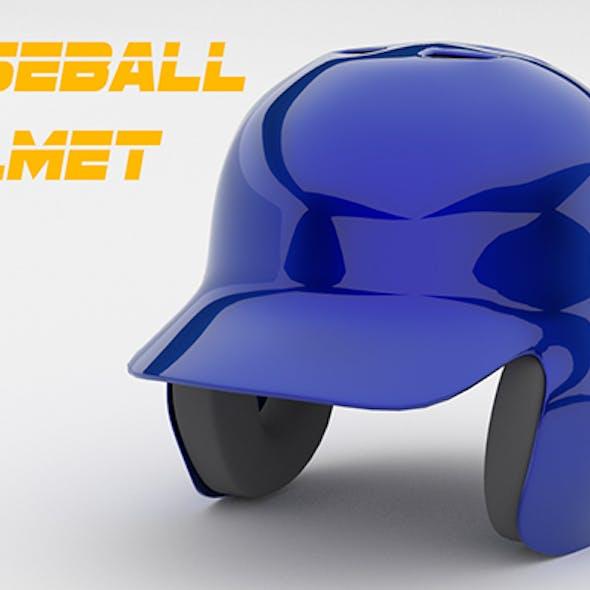 Classic Baseball Helmet