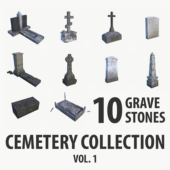 Gravestone collection vol 1