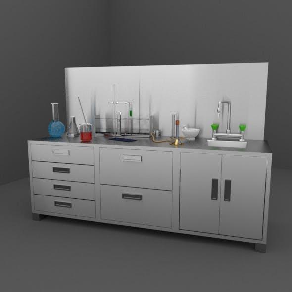 Chemistry Lab and Equipment