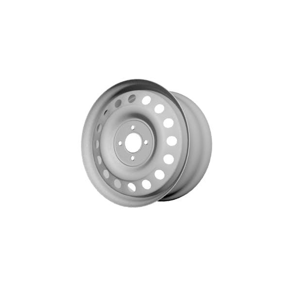 steel car rim - 3DOcean Item for Sale