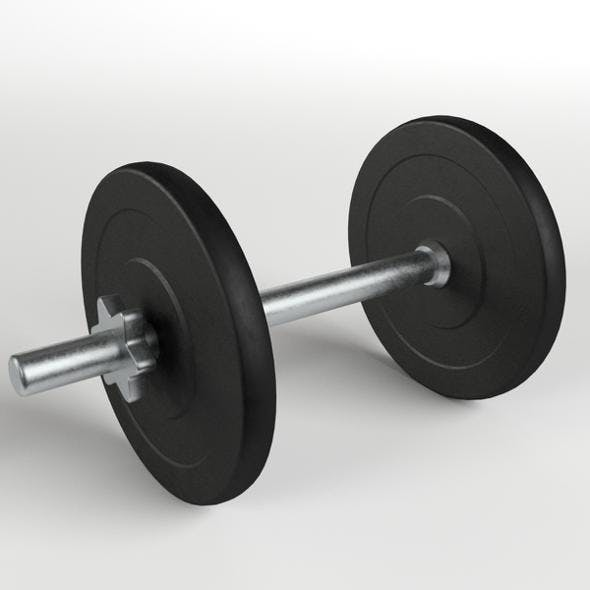 Gym Equipment - Dumbbell