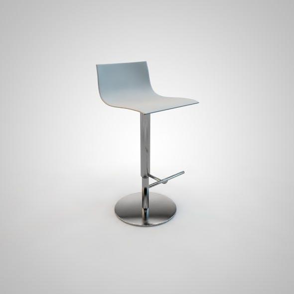 High stool - 3DOcean Item for Sale