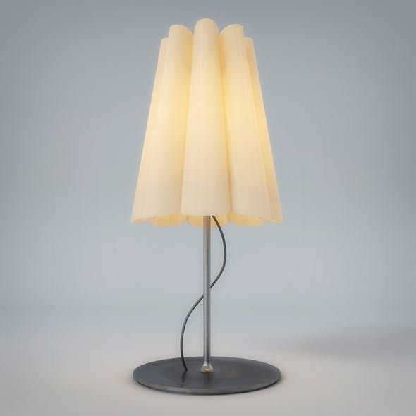 Table Lamp (3dsmax + Vray Ready)