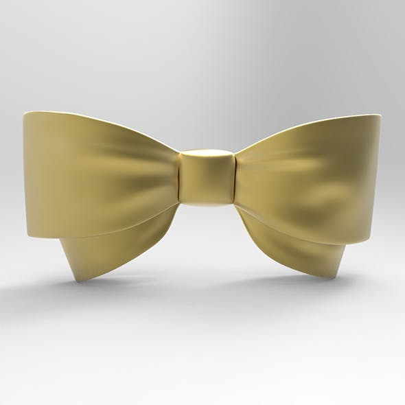 bow butterfly - 3DOcean Item for Sale
