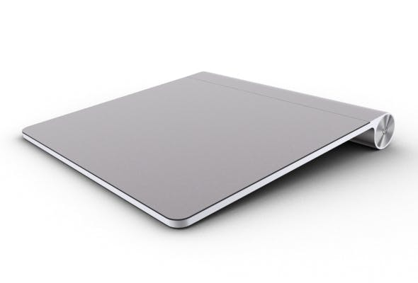 Magic Apple Trackpad - 3DOcean Item for Sale