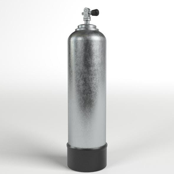Scuba Diving Tank (gas cylinder)