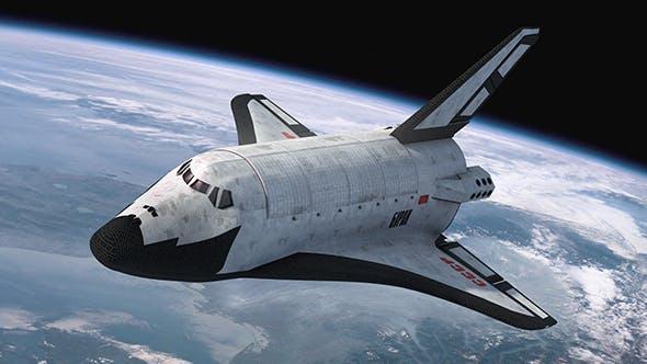 Buran Space Ship - 3DOcean Item for Sale