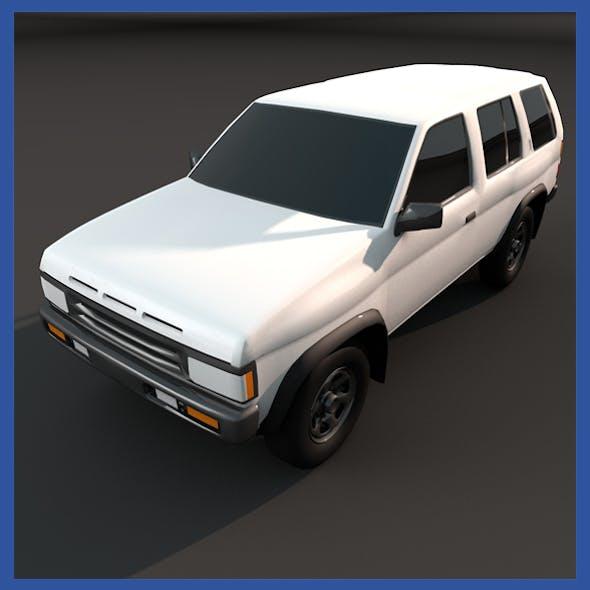 Nissan Pathfinder 94