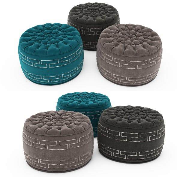 Pouf collection 11