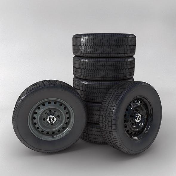 Wheel-VAZ
