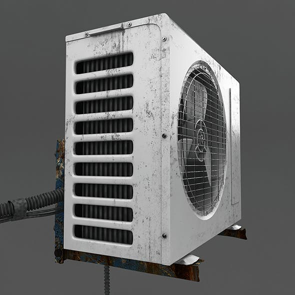 AirConditioning - 3DOcean Item for Sale
