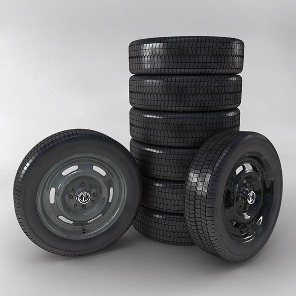 Wheel Lada